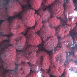 ISO Certified IQF Frozen Food Individual Quick Frozen Raspberry Sweet And Delicious