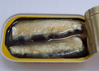 FDA/ISO Certified Delicious Fresh Canned Sardines In Vegetable Oil/ In Tomato Sauce/ In Brine/ With Chili