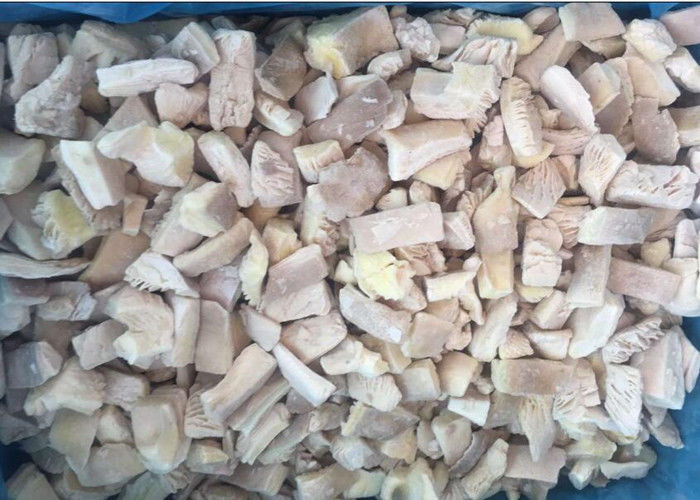 High Grade IQF Mushrooms / Cultivated Oyster Mushroom Frozen Food