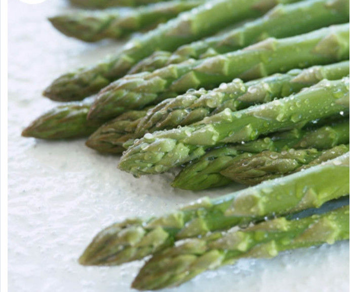 Good Price for Green Asparagus Spears Frozen IQF Vegetables hot sale grade A
